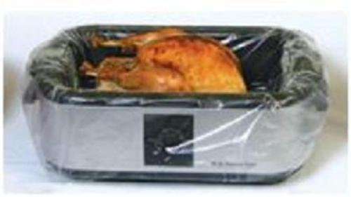 Pansavers 16 - 22 Quart Electric Roaster Liners, 50 Per Pack (Roaster Pan Liners compare prices)