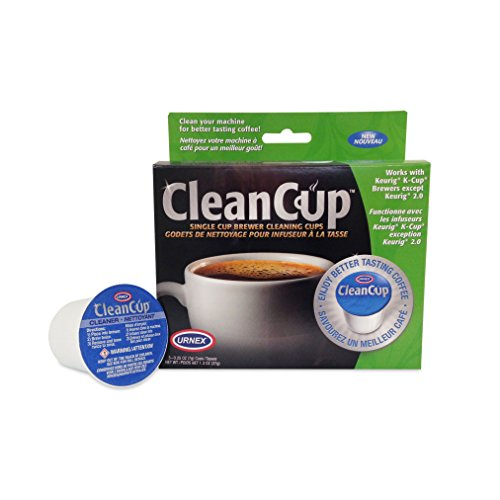 Clean Single Cup Brewer Cleaning Keurig Fast Home Coffee Machine 0.25 Oz New eBay