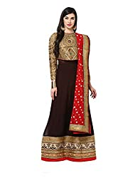 Yepme Alied Lehenga Choli Set - Black -- YPMLEHG0008_Free Size