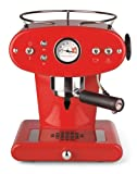 Kitchen - Francis Francis X1 Ground Coffee Machine, Red
