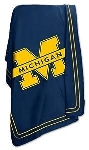 Buy Logo Chair Michigan Wolverines Classic Fleece by Logo