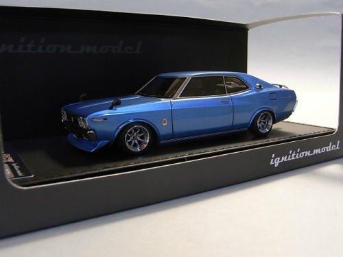 ignition model 1/43 Nissan Laurel 2000SGX (C130) Blue