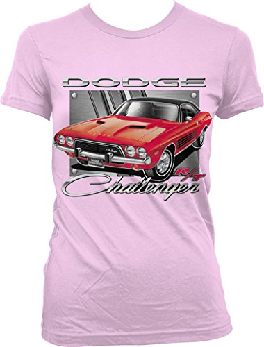 dodge-challenger-r-t-american-muscle-juniors-t-shirt-nofo-clothing-co-xl-pink