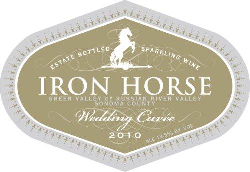 2010 Iron Horse Vineyards Wedding Cuvee, Russian River Valley 750 Ml