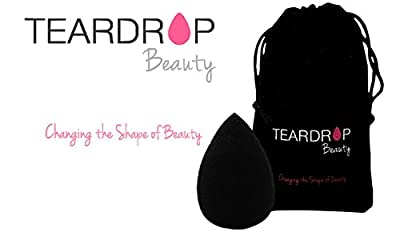 Original Teardrop Beauty Makeup Blender® Blending Foundation Sponge Buffer Puff Wedge BLACK
