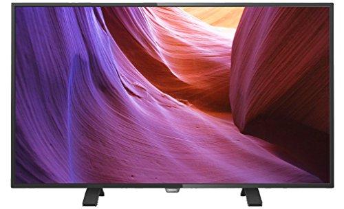 "Philips 4900 series 55PUH4900 55"" (140cm) 4K Ultra HD Smart TV Noir - LED TVs (IEC, 4K Ultra HD, A, 16:9, 4:3, 16:9, Zoom, Noir)"