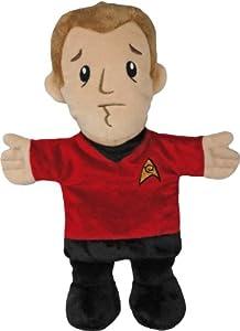 Star Trek Dog Chew Toy - Red Shirt Plush