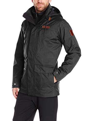 Columbia Mens Horizons Pine Interchange Jacket India Ink