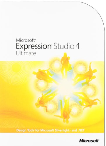 Microsoft Expression Studio 4 Ultimate Edition (PC)