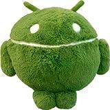 Squishable Android (丸っこくて大きいドロイド君のぬいぐるみ)