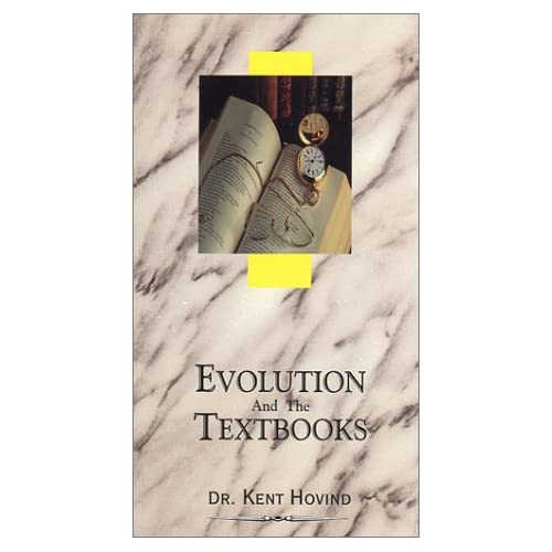 Кент Ховинд - Что в учебниках? / Kent Hovind - What is in the Textbooks? (4of7)