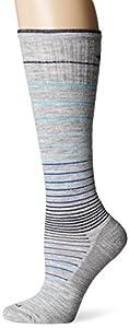 Sockwell Women's Circulator Compression Socks, Grey, Medium/Large