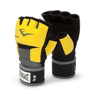 Everlast Evergel Handwrap Boxing Gloves Amazon Co Uk