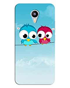 Back Cover for Meizu M2 Note