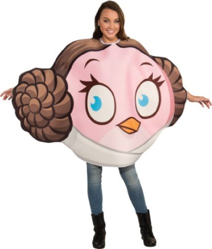 Angry Birds Star Wars Princess Leia Adult Costume