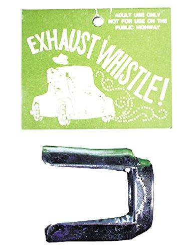 Morris Custumes Exhaust Whistle