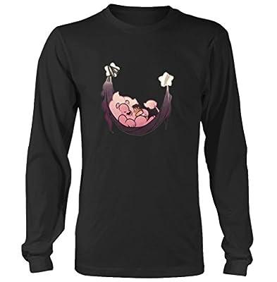 C.C.D Steven Universe Lion Garnet Steven Universe Unisex long sleeve shirt