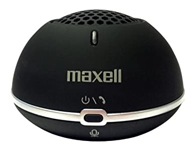 Review and Buying Guide of Buying Guide of Maxell MXSP-BT01 3.0 Mini Bluetooth Speaker - Black