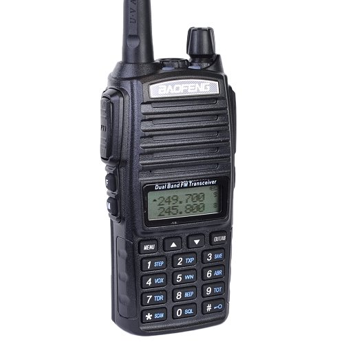 Find Discount Baofeng UV-82 Two-Way Radio (Black)