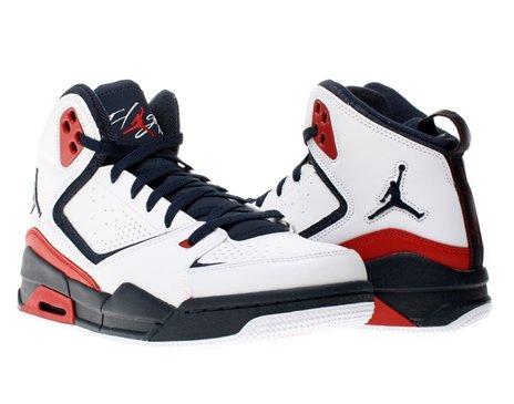 Nike AirJordan SC-2 Mens Basketball Shoes 454050-107 White 10 M US
