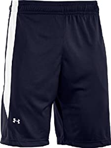Under Armour 1238794 Roster Short - Navy/White