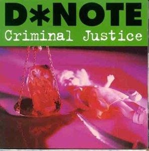 Criminal Justice [12 inch Analog]