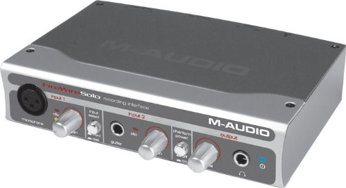 M-Audio Firewire Solo US35030 Firewire Audio