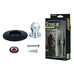 Nite Ize Steelie Wall Mount Kit for Tablets - Complete Steelie Mount Tablet Holder For Hands-Free Viewing