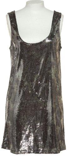 Bb Dakota Sequin Tank Dress, Silv,Xs