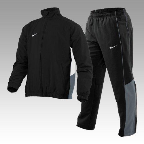 """Nike Survêtement """"TEAM"""", noir/gris, L"""