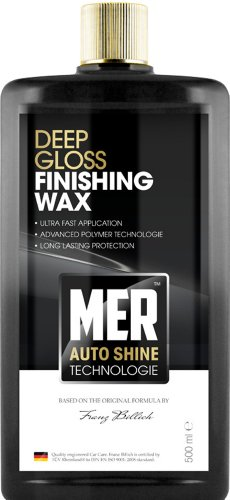 Mer MASFW5 Deep Gloss Finishing Wax 500ml
