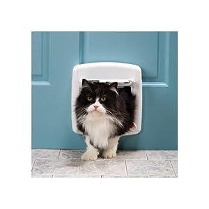 PetSafe 4-Way Locking Cat Flap