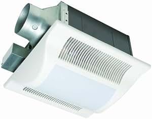 Panasonic Fv 05Vfl2 Whisperfit Lite 50 Cfm Low Profile Ceiling Mounted Fan Wi