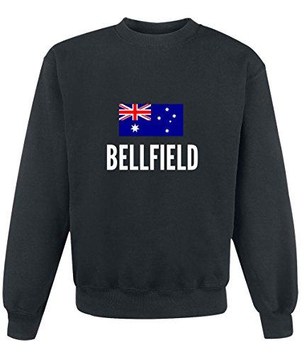 Felpa Bellfield city Black