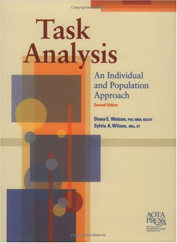 Task Analysis Template - Fundamental Analysis Of A Company