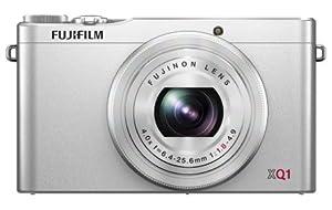 FUJIFILM プレミアムコンパクトデジタルカメラ XQ1 シルバー F FX-XQ1S