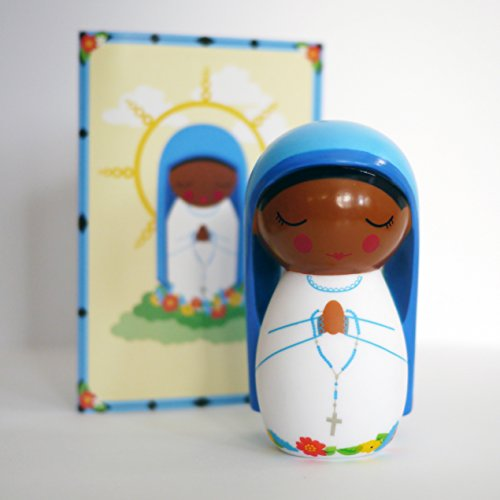 Our Lady of Kibeho Collectible Vinyl Doll