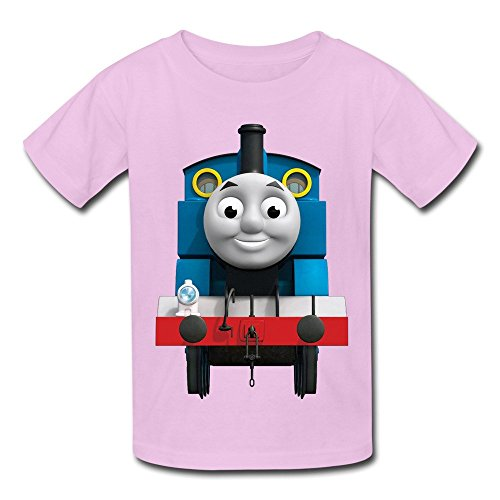 thomas-logo-2016-big-boys-girls-tee-pink