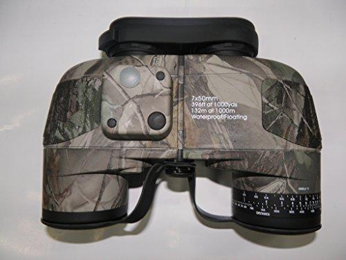 Marine 7x50 Waterproof Floating Binocular,internal Rangefind