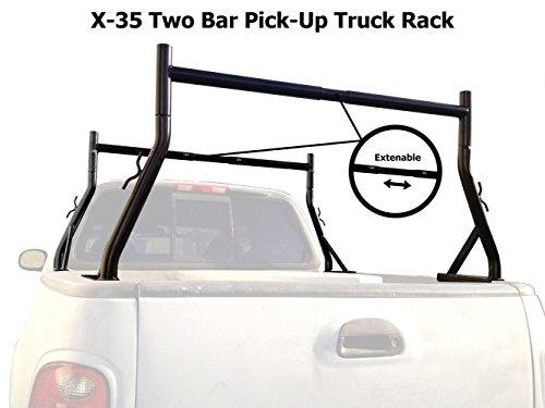 Kayak Rack 800 lb adjustable truck ladder rack pick up universal lumber kayak utility (Truck Utility Topper compare prices)