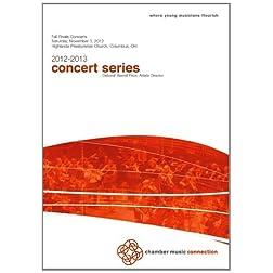 CMC Fall Finale Concert