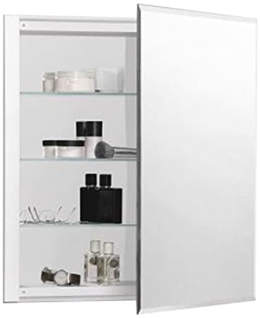 Robern CB-RC2426D4FB1  R3-Series Bevel Mirror Medicine Cabinet