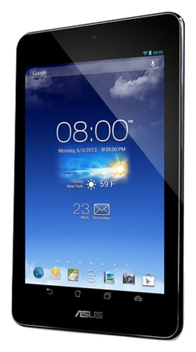 "ASUS MeMO Pad HD 7 - Tablet de 7"" (WiFi + Bluetooth 4.0 + GPS, 16 GB, 1 GB RAM, Android JellyBean 4.2), blanco"