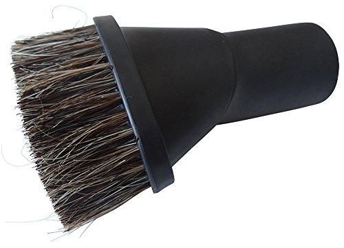 1 Drehbarer Naturhaar Saugpinsel passend für Dirt Devil Fello & Friend M 7050-9 inkl. 1 Rolle 16l Abfallbeutel