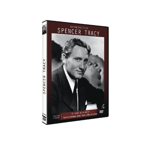 Retrospectiva Spencer Tracy (Import Movie) (European Format - Zone 2) [2012]