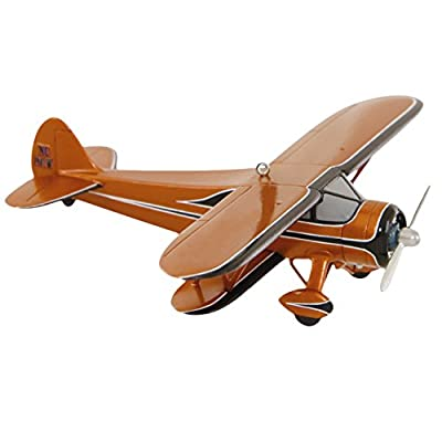 Hallmark Keepsake Ornament: WACO Aristocrat Model SRE Airplane: 19th in the Sky's the Limit series
