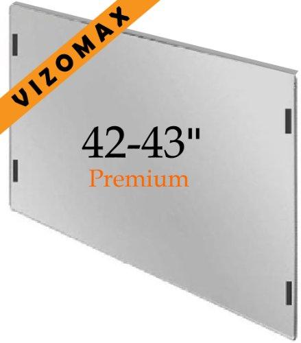42 - 43 Inch Vizomax Tv Screen Protector For Lcd, Led & Plasma Hdtv