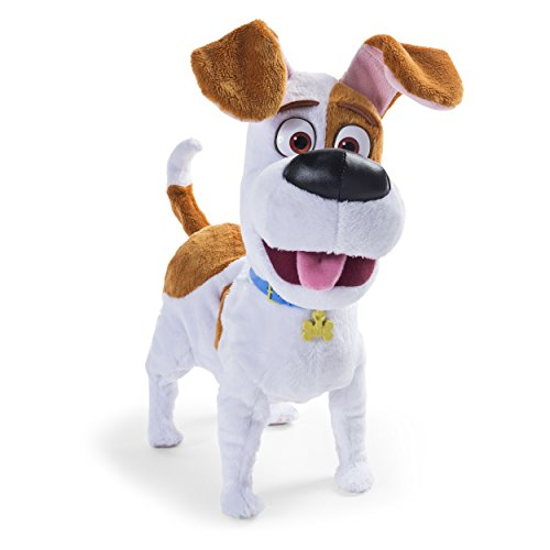 The Secret Life of Pets - Best Friend Max, Go for a Walk, Play Off Leash, Just Like a Real Dog!