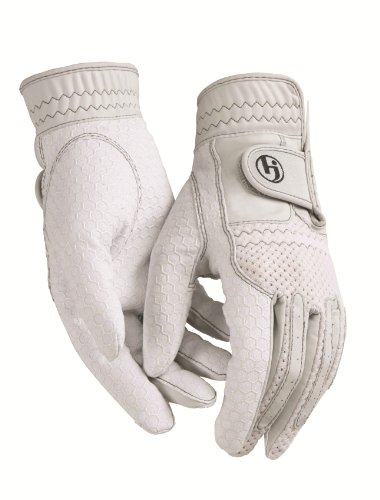 HJ Glove Women's Stone Weather Ready Rain Golf Glove, Large, Pair
