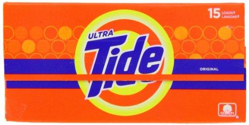 Ultra Tide Original Regular Powder 20 oz 595g